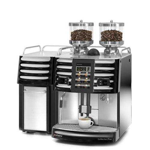 schaerer coffee art plus machines