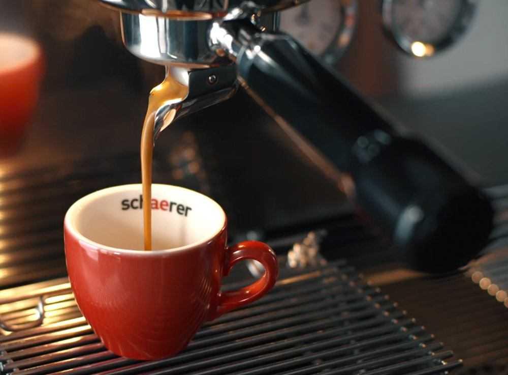Schaerer Espresso