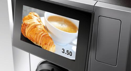 Schaerer Prime Touchscreen