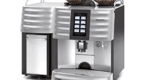 schaerer coffee art plus coffee macine grey black smart