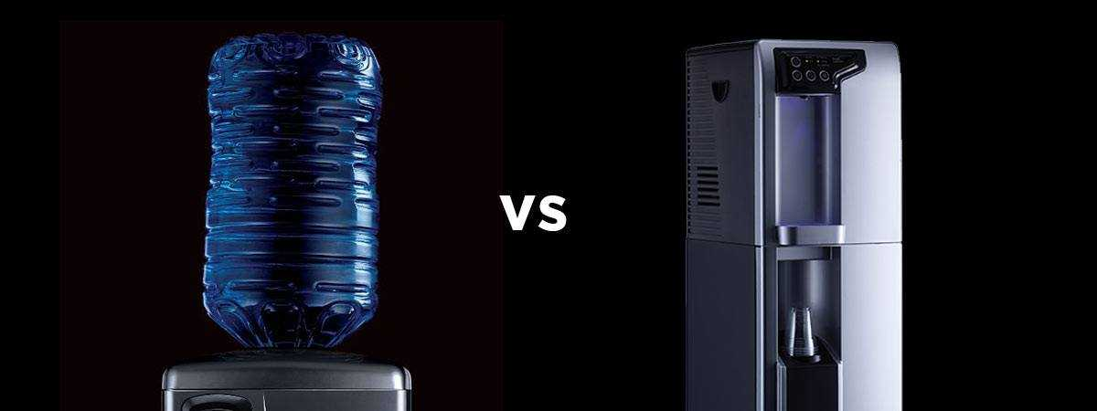 Bottled vs. Mains-Fed Office Water Coolers