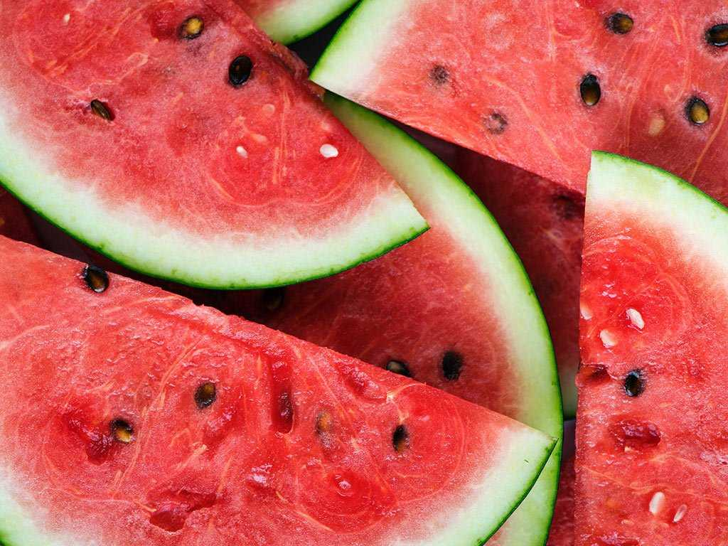 watermelon fresh fruit