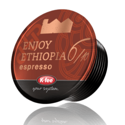 Ethiopia Single Origin Capsules