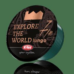 Explore The World Lungo Capsules