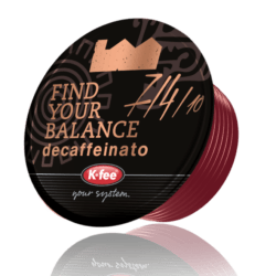 Find The Balance Decaf Large Capsules