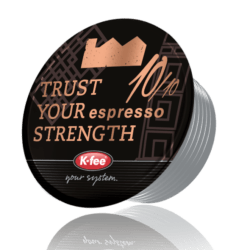 Trust Your Strength Espresso Capsules