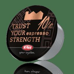 Trust Your Strength Espresso Capsules