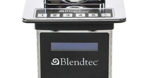 Blendtec cpnnoiseur 825 motor