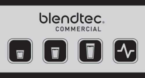blendtec buttons