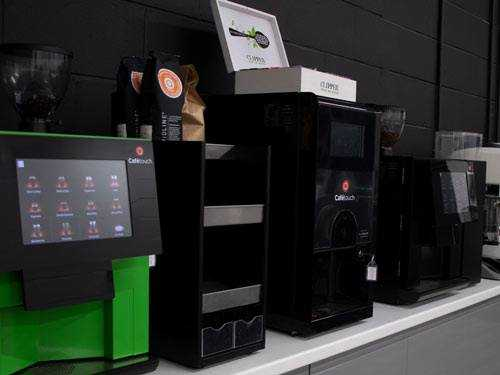liquidline coffee machines