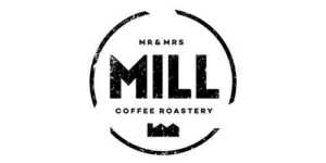 mr and mrs mill logo