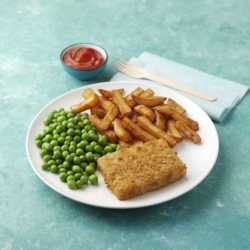 Fish & Chips Ready Meal