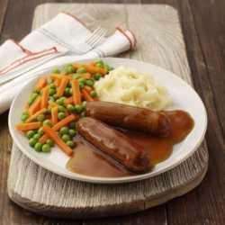 Sausage & Mash Ready Meal