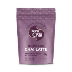 Drink Me Chai Artisan latte