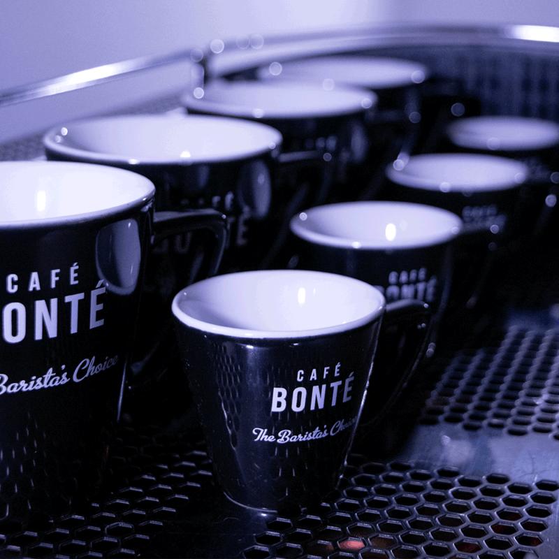 Café Bonté Coffee Cup