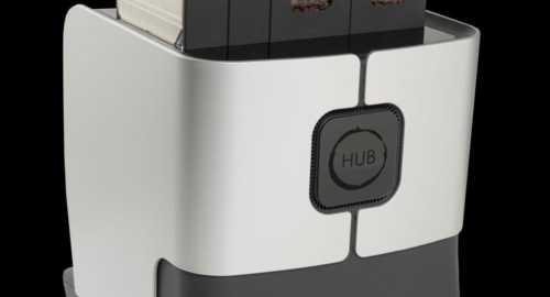hub 201 back