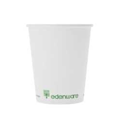 Case 8oz Biodegradable Paper Cups