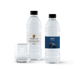 Custom Branded Bottled Water