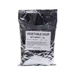 Vending Vegetable Soup