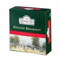*Clearance* Ahmad English Breakfast Tagged Teabags