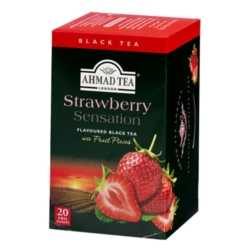 *Clearance* Ahmad Strawberry Sensation Teabags