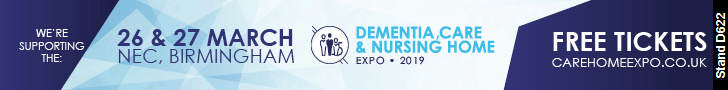 dementia care home banner
