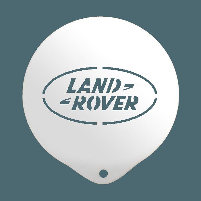 landrover stencil