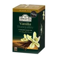 *Clearance* Ahmad Vanilla Tranquillity Enveloped Teabags