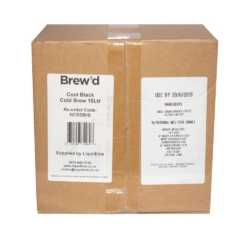 Nitro Brew'd Bag in Box Coffee
