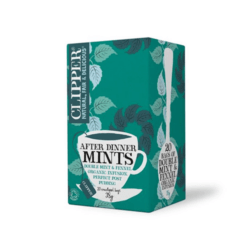 Clipper 'After Dinner Mints' Organic Double Mint & Fennel