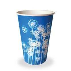 Paper Aqua Water Cups 7oz