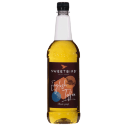 Sweetbird Toffee Syrup