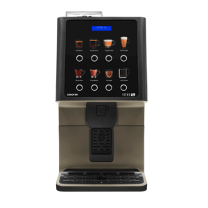 Vitro S1 Coffetek -Front View of Coffee Machine
