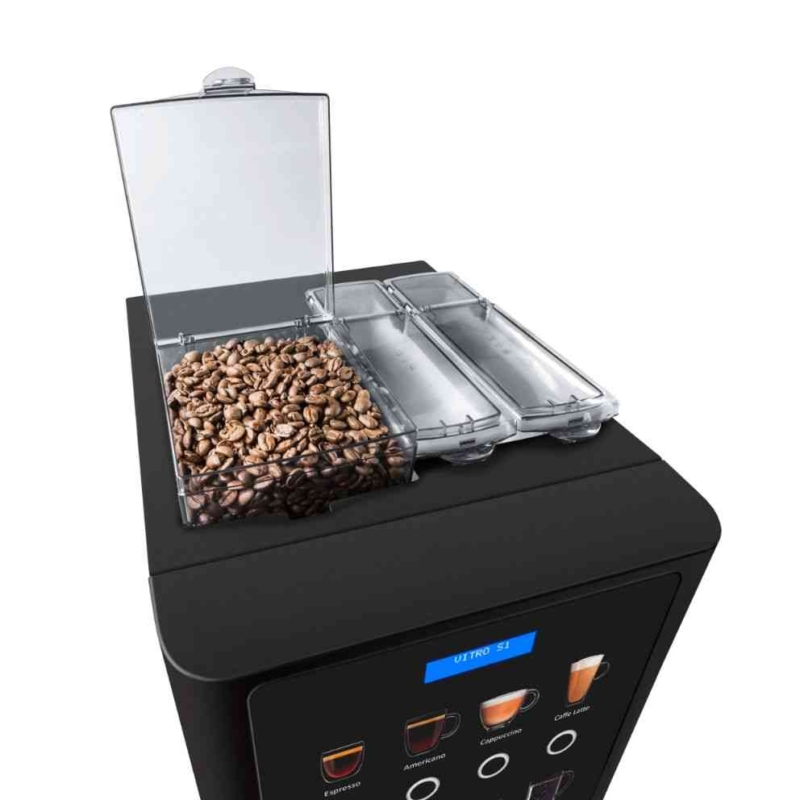 Bean to Cup Barista Vitro S1 New Commercial Coffee Machine