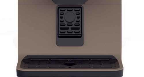 Vitro S1 Coffetek - Drip Tray Hopper Feature