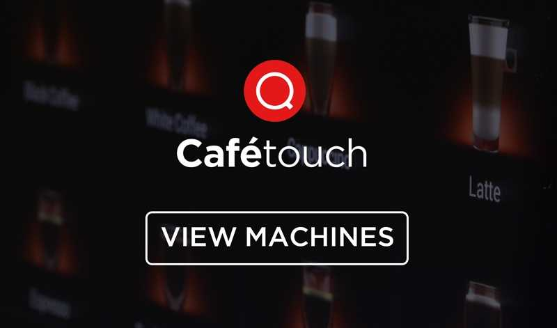 view cafetouch machines