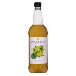 Sweetbird Lime Syrup