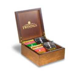 Twinings Tea Box 4 Section