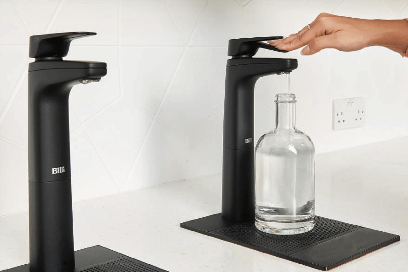 Billi water tap