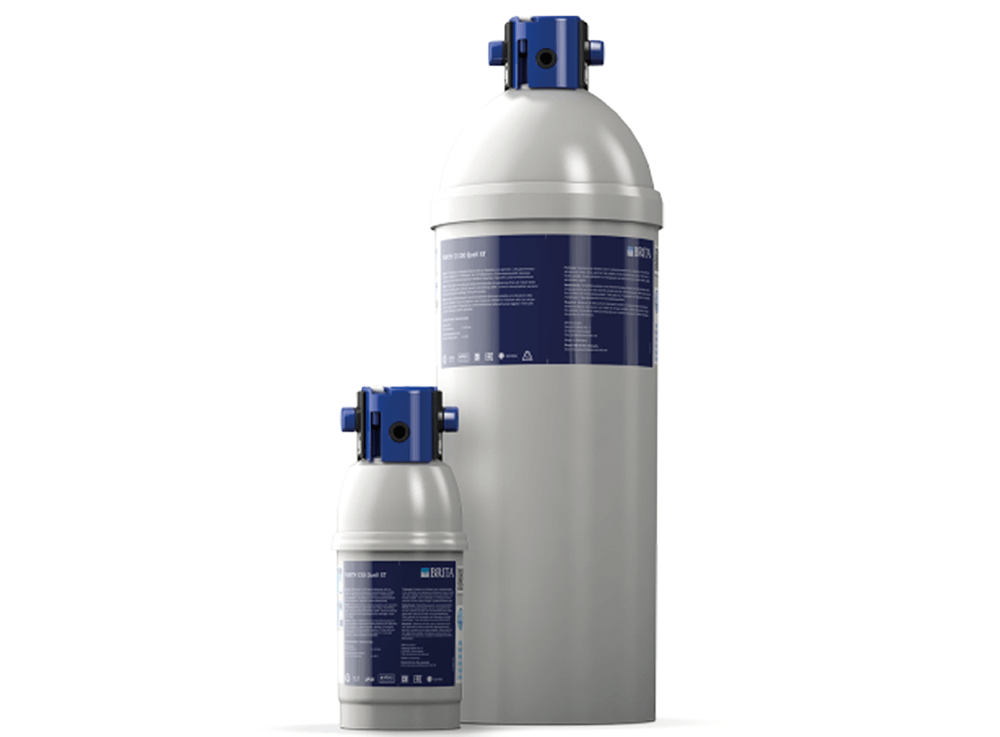 Two Brita water filters