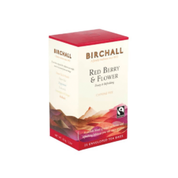 Birchall Red Berry & Flower Teabags