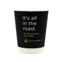8oz Picco Coffee Co. Double Wall Matt Cup