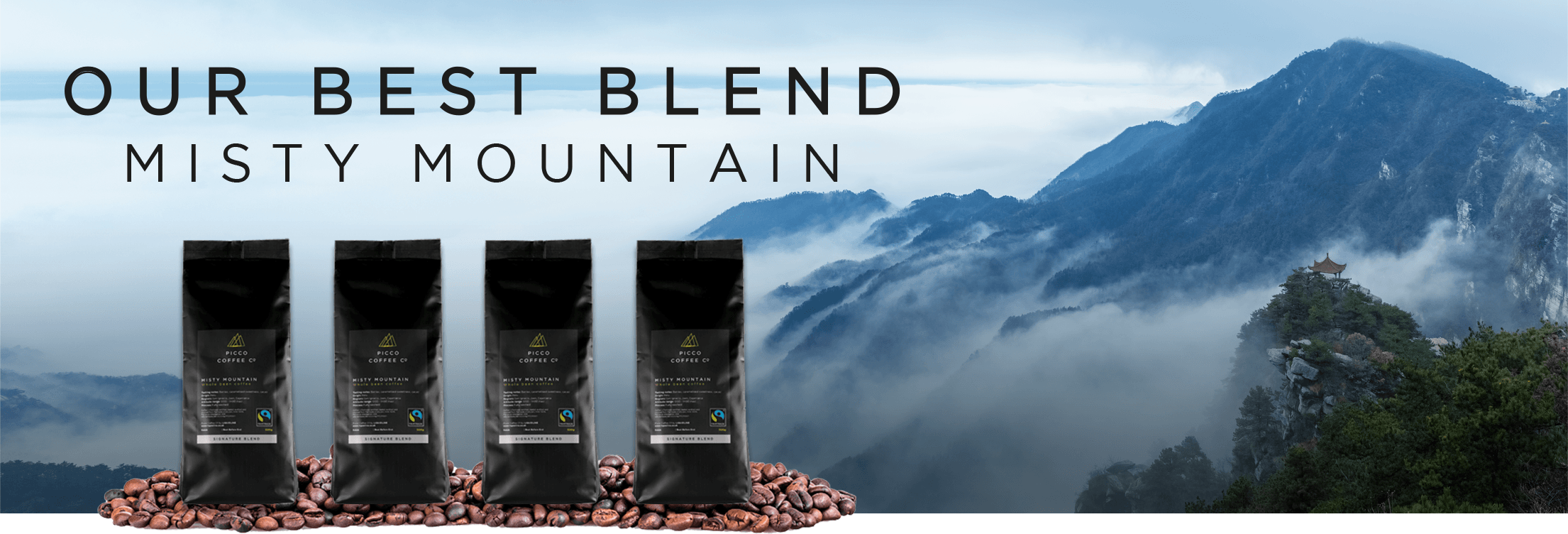 picco cafe misty mountain best blend