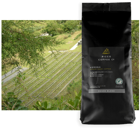 Picco Coffee Co Rainforest Verona