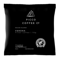 Rainforest Verona Filter Coffee