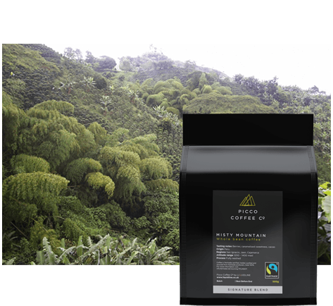 picco coffee co misty mountain beans