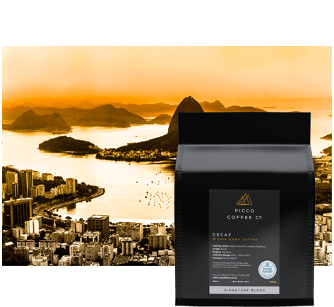 picco coffee co decaf coffee beans