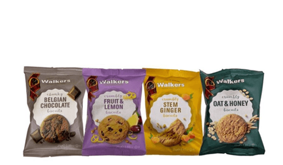 Walkers Biscuit Selection