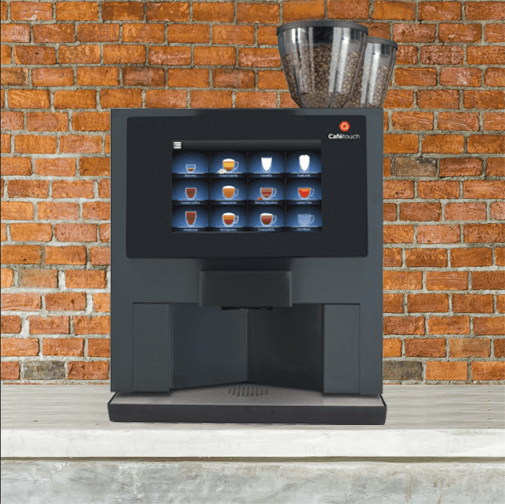HLF Cafetouch 4500 bean to cup coffee machine