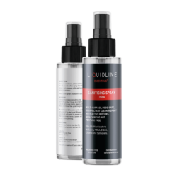 Liquidline Hand Sanitising Spray Bottles - Pack of 12